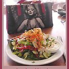 Lunch with Marilyn by Ellanita