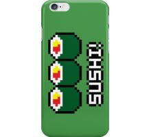8-Bit Sushi iPhone Case/Skin