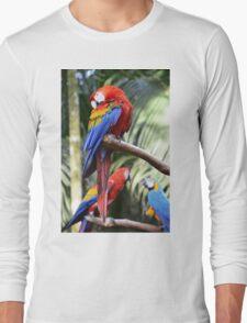 Araras Long Sleeve T-Shirt