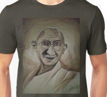 Father Of Nation - Mahatma Gandhi  Unisex T-Shirt