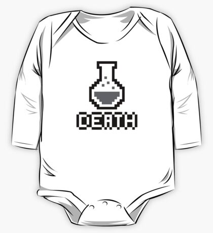 Potion - Death One Piece - Long Sleeve