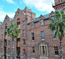 CATC Design School - The Rocks Sydney by Debbie Thatcher