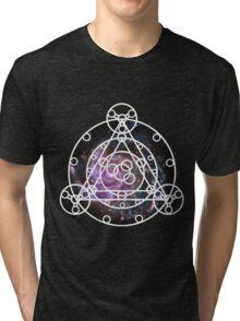 Galaxy Ruins of Arceus Tri-blend T-Shirt