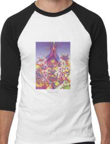 Fanatical Feast Men's Baseball ¾ T-Shirt