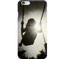 Sun Swing iPhone Case/Skin