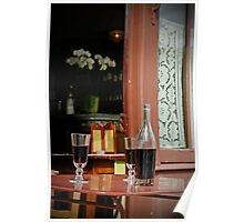Vincent's table?  Auberge Ravoux, France Poster