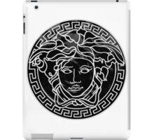Black Versace iPad Case/Skin