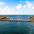 Port of Willemstad by Roland Pozo
