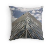 Pyramid Glasshouse Throw Pillow