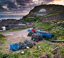 Cape Cornwall by Michael Breitung