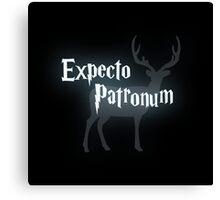Expecto Patronum Canvas Print