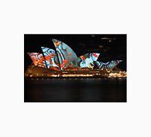 Vivid Festival, Sydney Opera House Unisex T-Shirt