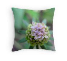 Launchpad Flower Throw Pillow