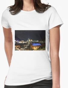 Illuminated Sydney Womens Fitted T-Shirt