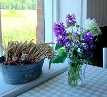At Stallcafé Kehla by Ritva Ikonen