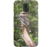 Kookaburra, Blackbutt Reserve, NSW, Australia Samsung Galaxy Case/Skin