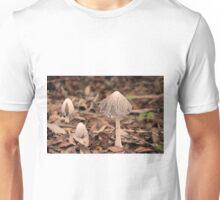 Wild Mushrooms, Blackbutt Reserve, NSW, Australia Unisex T-Shirt