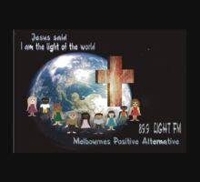Jesus Light Of The World by judygal