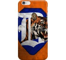 Tigers Baseball  iPhone Case/Skin