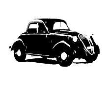 Fiat 500 Topolino '36-'48 by garts