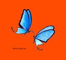 Butterfly Romance Unisex T-Shirt