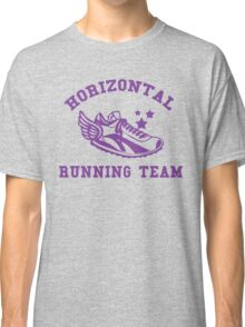 Horizontal Running Team Classic T-Shirt