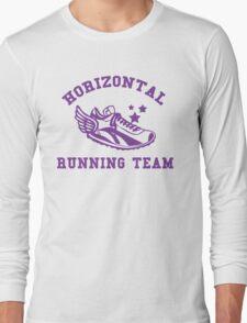 Horizontal Running Team Long Sleeve T-Shirt