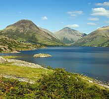 Lake District Wass Water by pskuce