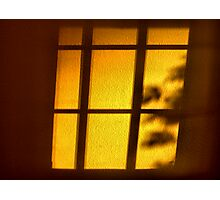 What Light Through Yonder Window Breaks? Photographic Print