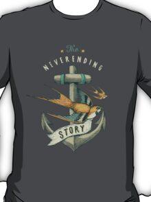 Anchor | Petrol Grey T-Shirt