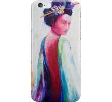 Geisha I iPhone Case/Skin