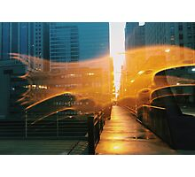 Chicago, IL // B_Landscapes Photographic Print