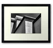 What's My Angle? Framed Print