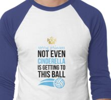 Sorry Princess Men's Baseball ¾ T-Shirt