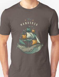 Whale | Petrol Grey Unisex T-Shirt