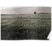 Knockinelder Windmill Tower Poster