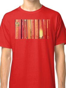 red books Classic T-Shirt