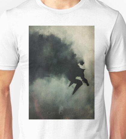 Caped Crusader... Unisex T-Shirt