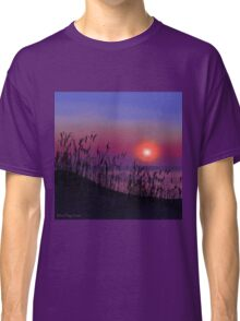 Sunrise on the Great Lakes Classic T-Shirt