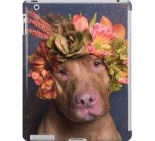 Flower Power, Casper iPad Case/Skin
