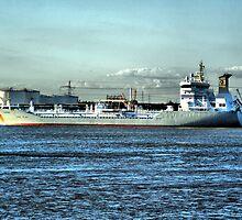 Massive Ship by davesphotographics