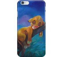 The Lion Sleeps Tonight iPhone Case/Skin