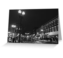 Cambridge, MA // B_Landscapes Greeting Card