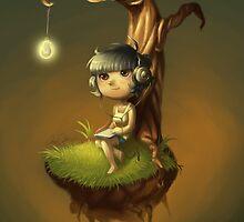 Inspiration Tree by Divinepathos