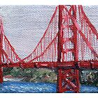 Golden Gate (Obligatory) by Amy-Elyse Neer