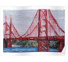 Golden Gate (Obligatory) Poster