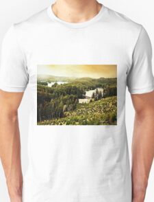 Outside Coquille, Oregon.....Heading South on 101..drive by Unisex T-Shirt