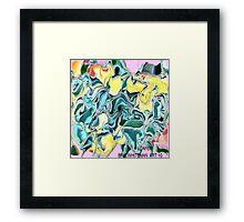 ( LOFFER )   ERIC WHITEMAN  ART  Framed Print