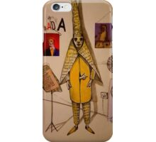 One with Hugo iPhone Case/Skin
