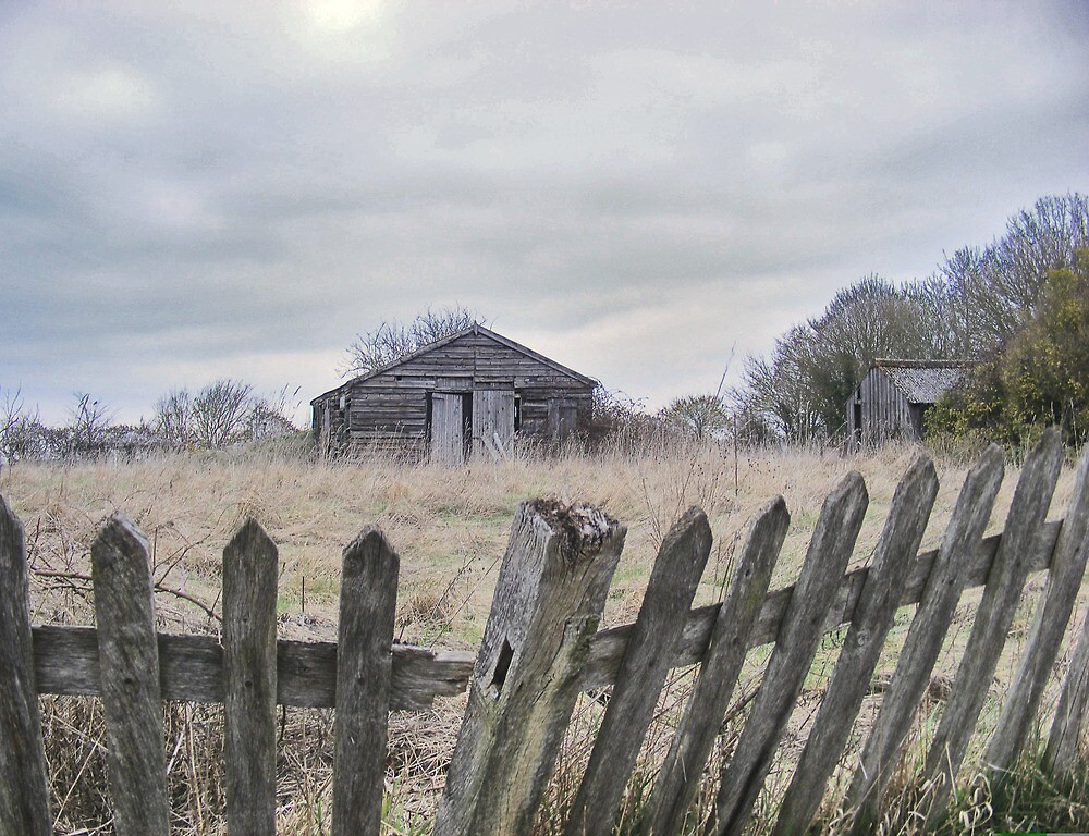 Abandoned by Paul Hickson